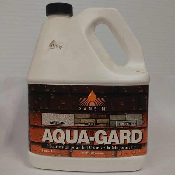 Aqua-Gard Aqua-Gard – Sansin Format : 3,78 L. Fiche technique Fiche signalétique